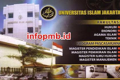 Informasi Pendaftaran Mahasiswa Baru (UID) 2021-2022