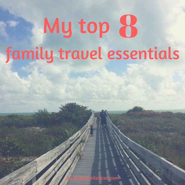 Family travel essentials