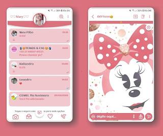 Mickey Cartoon Theme For YOWhatsApp & Fouad WhatsApp By Mary Silva