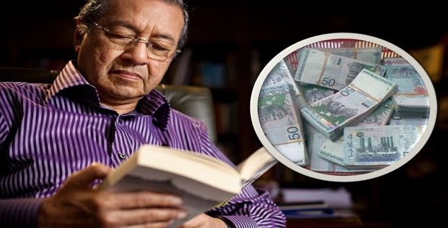 22 Tahun Tun Mahathir SIMPAN Gaji Dia Sejak Jadi PM Dulu. Hasilnya Amat MENAKJUBKAN !!!