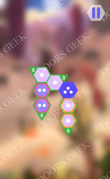 Hexologic Level 36 Solution, Cheats, Walkthrough for android, iphone and PC Steam