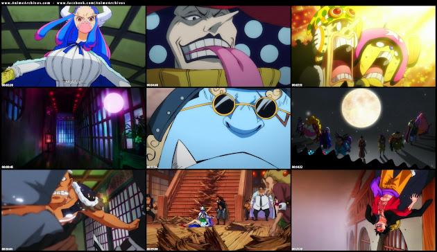 One Piece 991 Sub Español