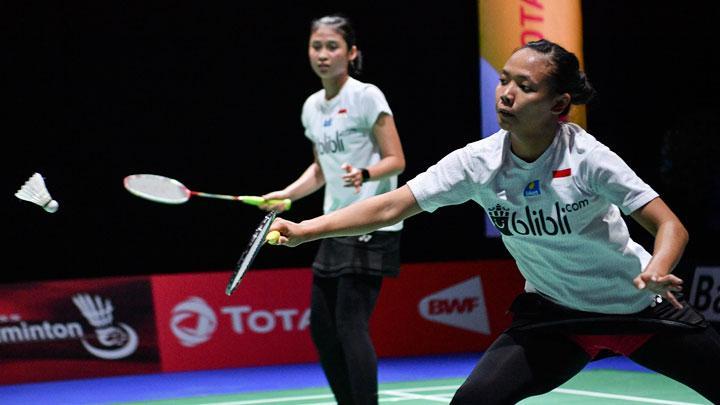 Hasil Vietnam Di Open 2019 Hanya Della Dan Rizki Lolos Ke Final 2019