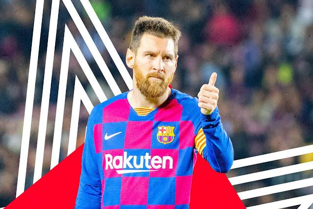 Biodata dan Profil Lionel Messi