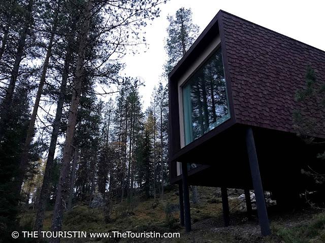 Arctic TreeHouse Hotel design