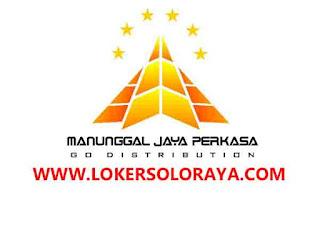 Loker Solo Raya Agustus 2020 di Perusahaan Distributor CV Manunggal Jaya Perkasa
