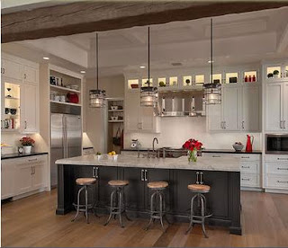 Cocinasintegrales Modernas: Muebles para cocinas pequeñas