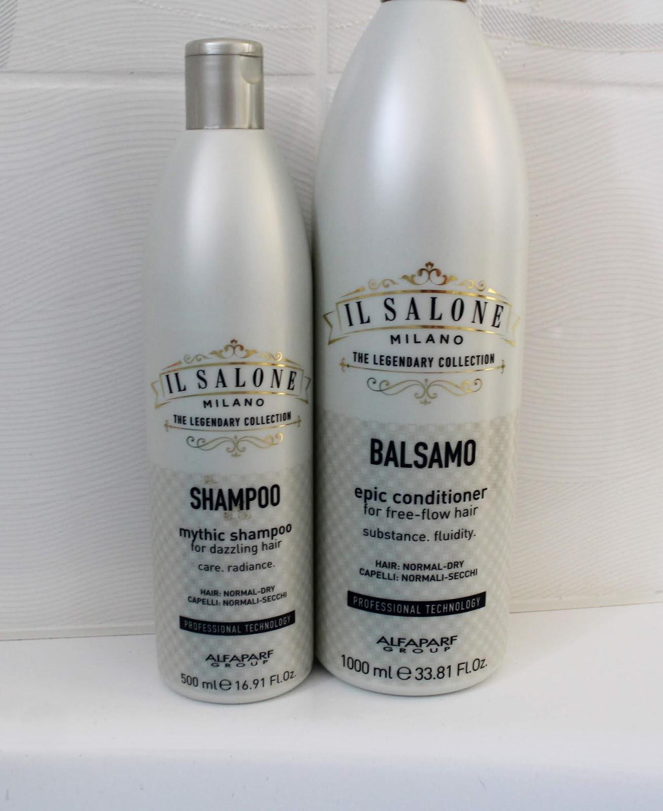 szampon i odzywka