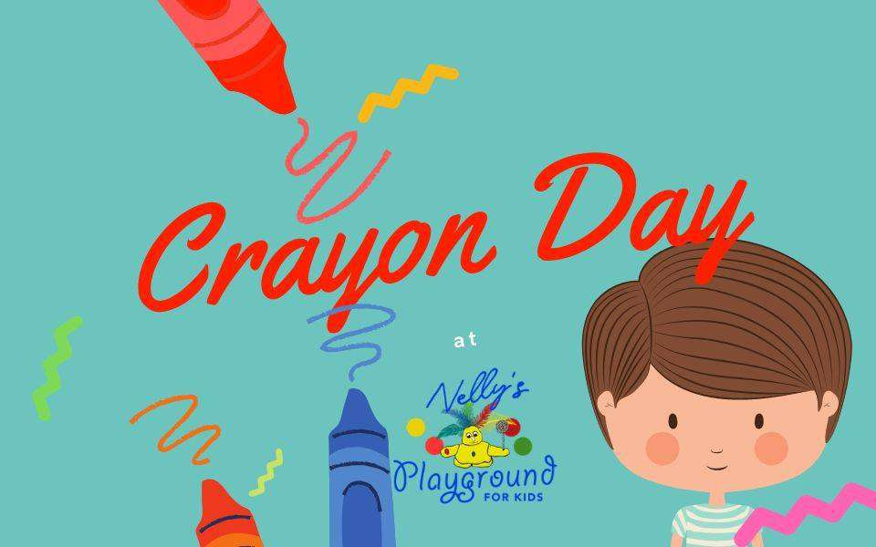 National Crayon Day Wishes for Whatsapp