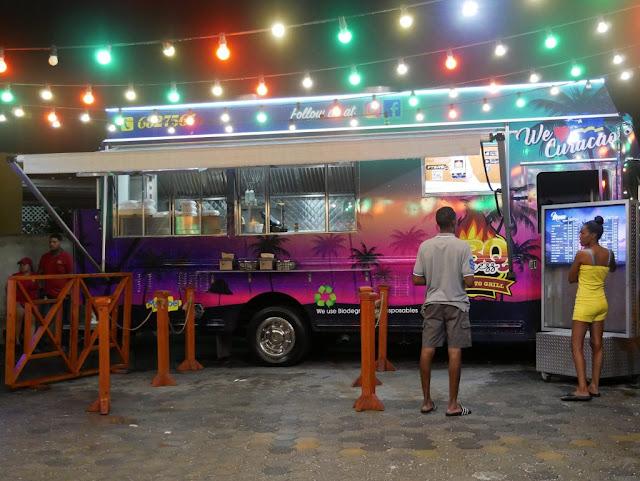 Thiên đường ẩm thực trên xe tải