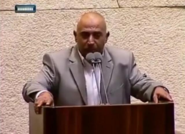 adzan di parlemen israel