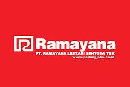 Lowongan Kerja Payakumbuh PT. Ramayana Lestari Sentosa Tbk Maret 2019