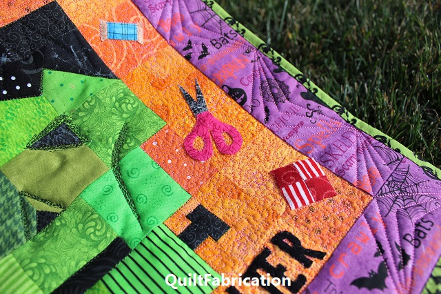 Frankenquilter quilt tools by QuiltFabrication