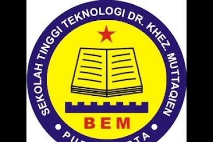 Pendafatran Mahasiswa Baru (STT DR KHEZ. MUTTAQIEN) 2021-2022