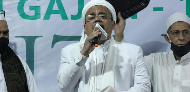 Polda Metro Kirim Surat Panggilan Habib Rizieq Malam-malam, FPI: Kami akan Habis-habisan