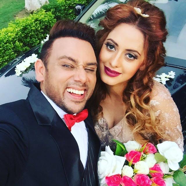 Bhinda Aujla and Bobby Layal