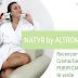 NATYR BIO di Altromercato: Crema GEL viso PURIFICANTE al tè verde