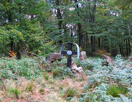 Cmentarz wojenny 1914-1915 na Chryszczatej