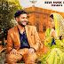 Chail Chabili Lyrics -  Ak Jatti | Vishwash Chauhan