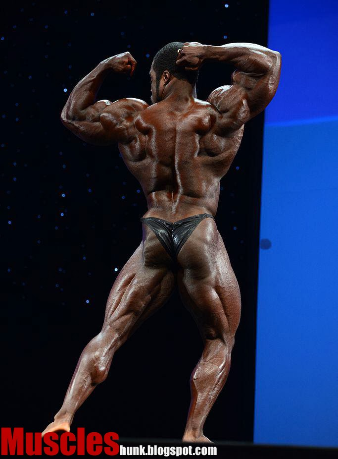 Brandon Curry  Arnold Classic Europe 2013  Bodybuilding and Fitness Zone
