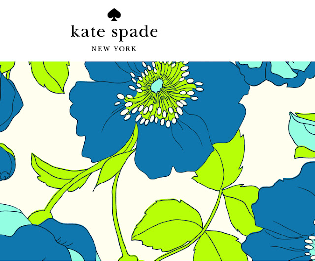 Kate Spade Mood Board #9 ~ The Rebellious Brides