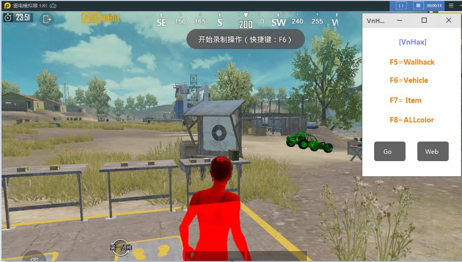 [LD Player] Hack Color Pubg Mobile 0.16.5