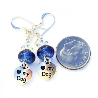dog rescue jewelry gift idea for her