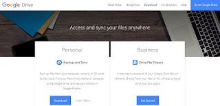 Cara Mengantisipasi File atau Data Hilang di Komputer atau Laptop Menggunakan Google Drive - Mazzajie