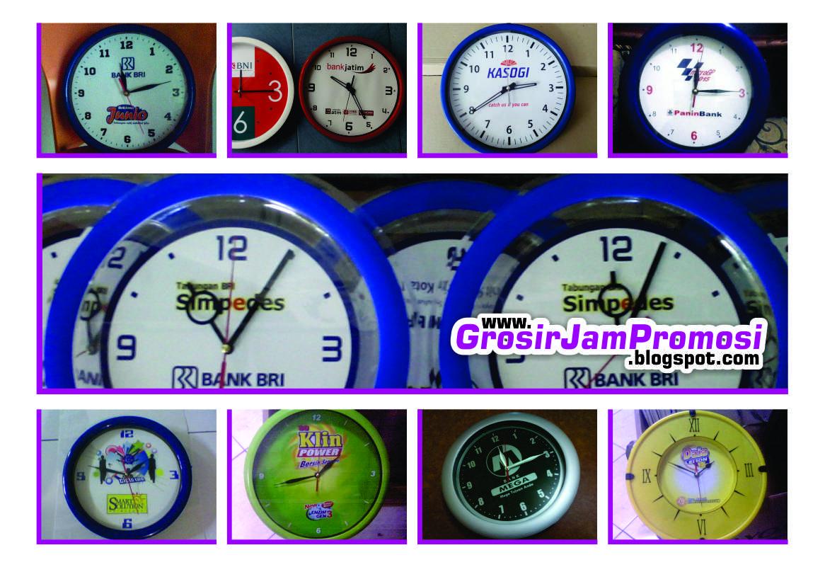 Jam dinding promosi  74ebdaa274