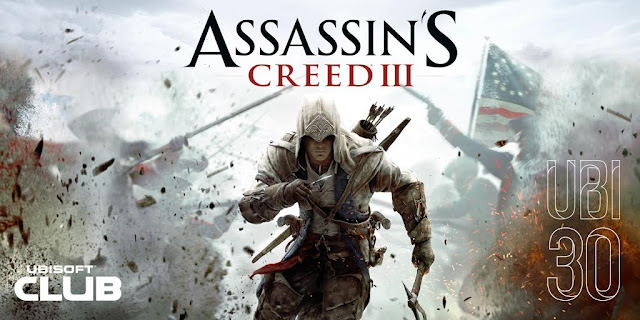 Assassin's Creed III gratis para PC gracias a Ubisoft