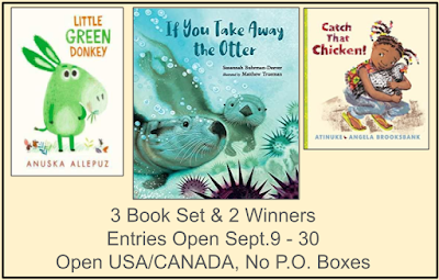 Candlewick Press Picture Book Giveaway