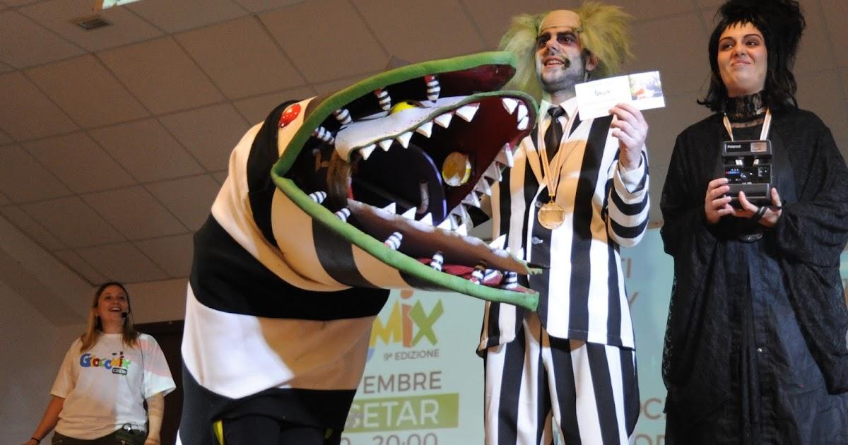 Giocomix 9: una manifestazione riuscita. Foto dei cosplayer, complimenti agli organizzatori e suggerimenti per il futuro.