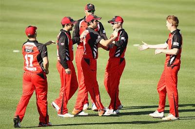 Australian ODD 2019 SAU vs TAS 11th ODI Match