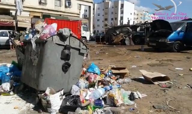 Hygiène à Casablanca: on commence par la queue!/ Par Bouchra CHAKIR