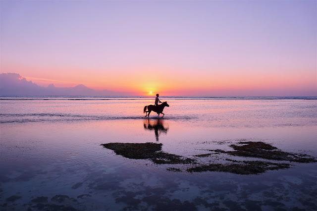 Keunikan Gili Trawangan Lombok
