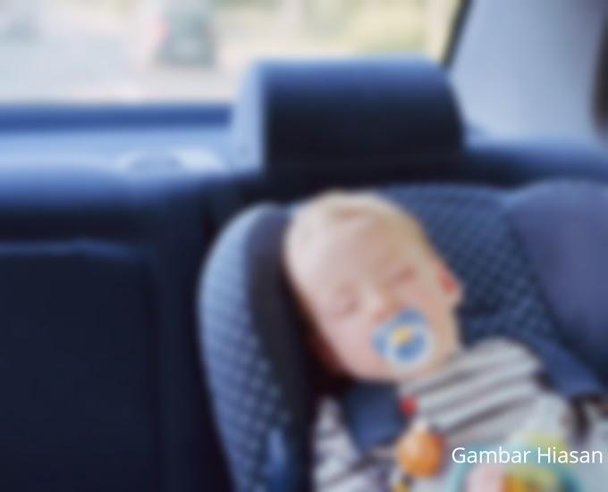 3 beradik nyaris maut kerana tidur dalam kereta + aircond dibuka