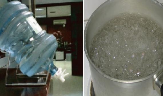 Sehat Mana, Minum Air Galon atau Air Rebusan dari Keran