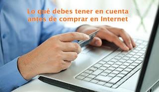 Comprar en Internet: cuidados con tu tarjeta de crédito y tus datos