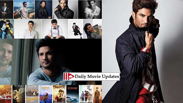 Sushant Singh Rajput Movies List Hit and Flops Box Office Collection