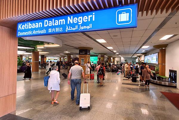 Arrival Statistics Malaysia 2019