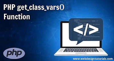 PHP get_class_vars() Function