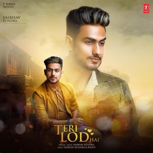 Teri Lod Hai – Vaibhav (2017)