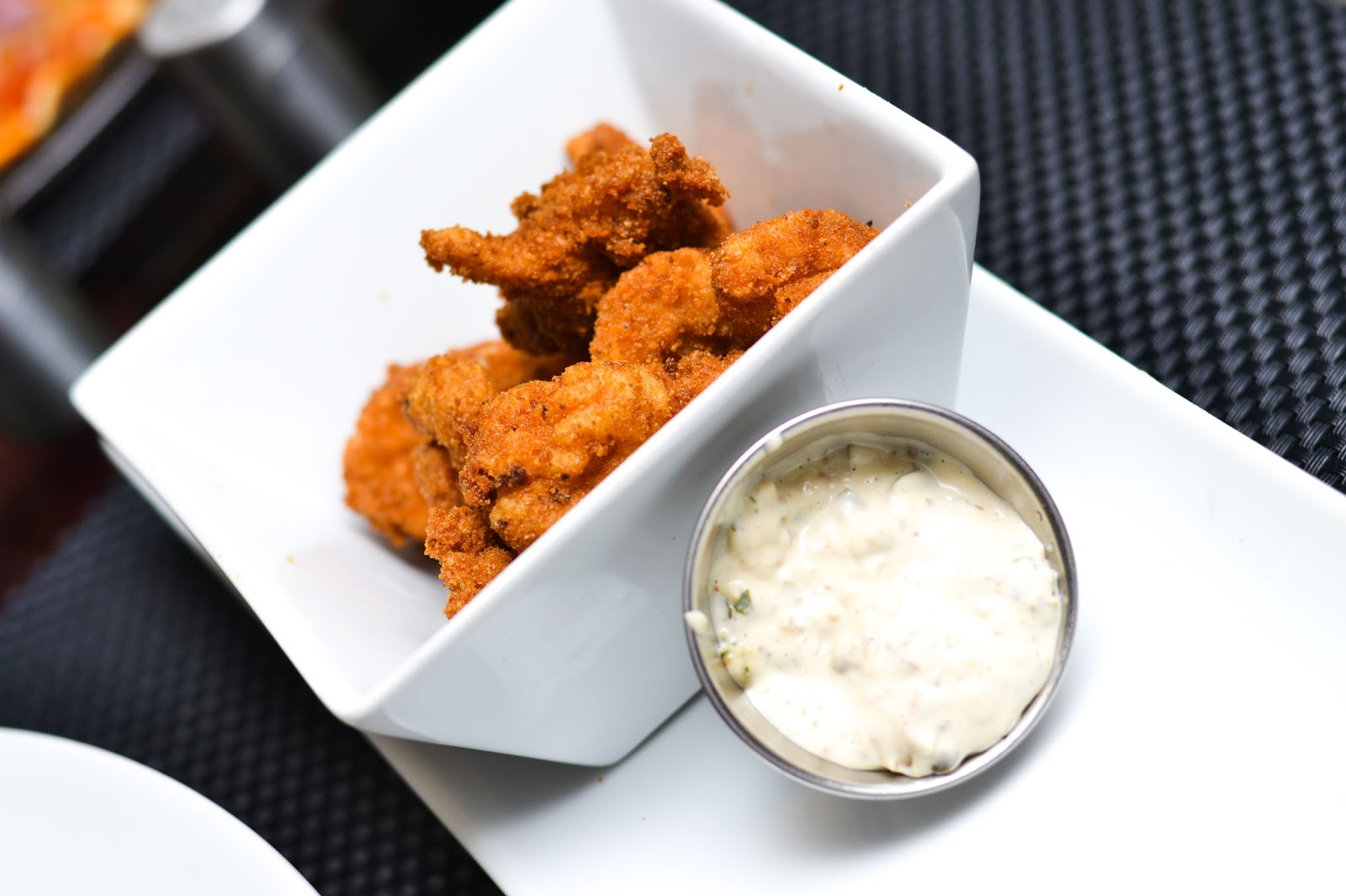Popcorn Shrimp and Tartar Sauce in Nigeria