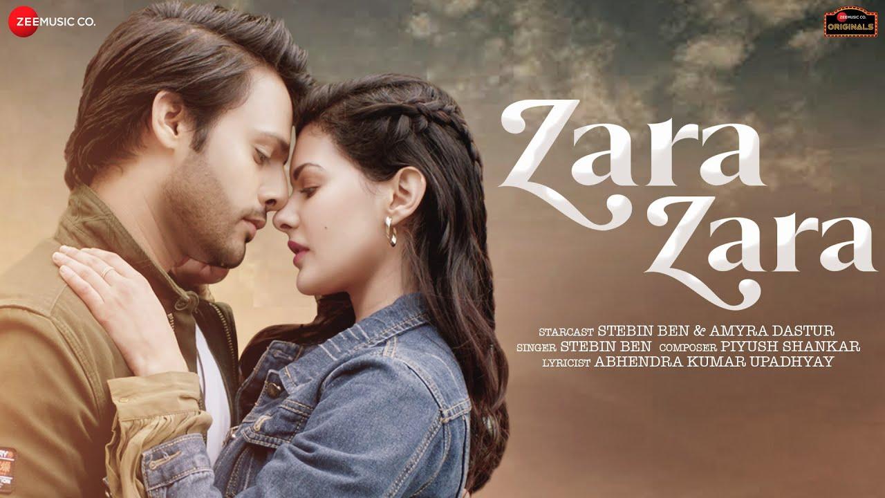 Zara zara lyrics Stebin Ben Hindi Song