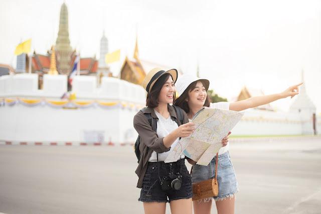 Perjalanan ke luar negeri