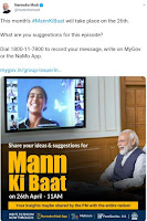 https://mobile.twitter.com/narendramodi/status/1249255433962831872