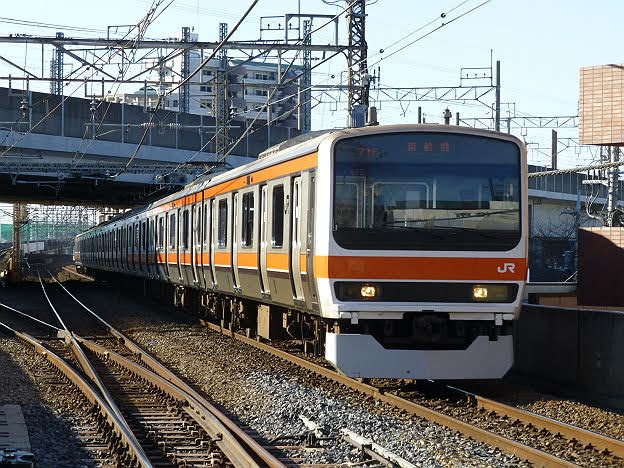 【ダイヤ改正で削減へ!】武蔵野線 南船橋行き3 209系500番台