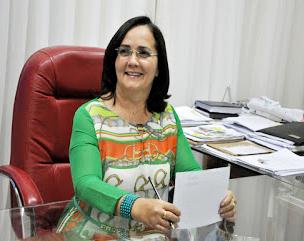 """Prefeita Belezinha concorre ao prêmio """"Prefeito empreendedor"""", nesta quinta-feira em São Luíz"""