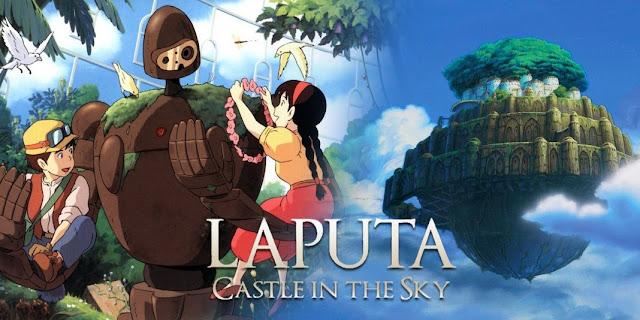 Tenkuu no Shiro Laputa Subtitle Indonesia