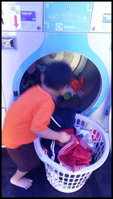 Wordless Wednesday #657...Rajin Abang Darwisy